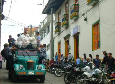 Medellin A Jerico Granja De Cafe